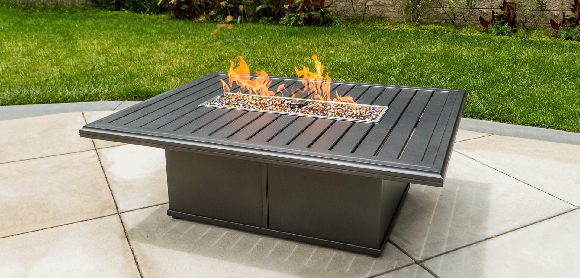 tropitone banchetto fire pit built in ignition location 9647 0 (1)